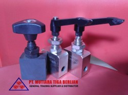 Pressure Regulating Valve & Pressure Relief Valve